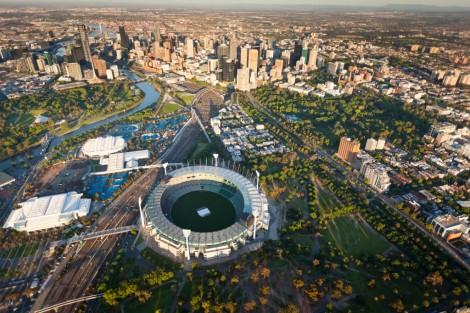 MCG-Melbourne
